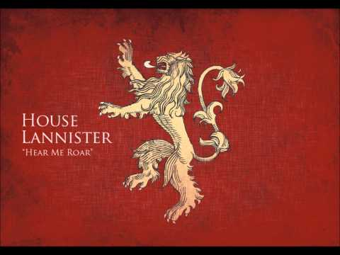 Game of Thrones - Soundtrack House Lannister