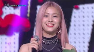 Gambar cover [뮤직뱅크] 8월 4주 1위 ITZY - ICY 세리머니 Cut