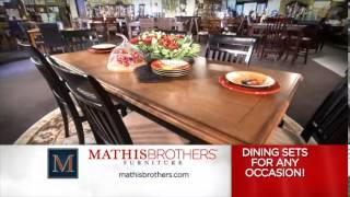 Dining Room Furniture | Dining Sets, Tables And Chairs. All At Www.mathisbrothers.com