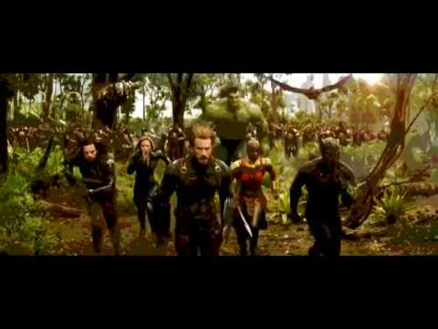 Breaking the Habit: Linkin Park  Avengers Infinity War music