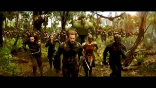 Breaking the Habit: Linkin Park - Avengers Infinity War music video