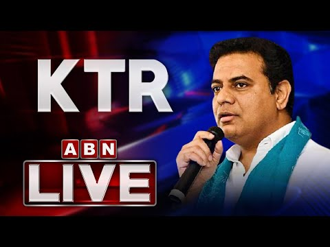 KTR LIVE | Bathukamma Sarees Distribution in Nalgonda | ABN LIVE