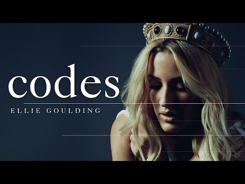 Ellie Goulding - Codes (lyric video)