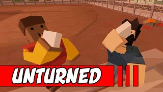 Noite do TERROR - Unturned (Feat. Cazum8 & Kuro)