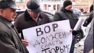 Самару посетил Алексей Навальный