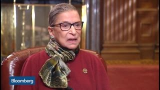 Ruth Bader Ginsburg on Same-Sex Marriage, Women