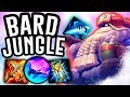 BARD JUNGLE IS A MAGICAL JOURNEY!! - Off Meta Monday - Bard Jungle - League of Legends