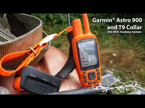 Garmin Astro 900 And T9 Collar | 900 MHz Dog Tracking GPS