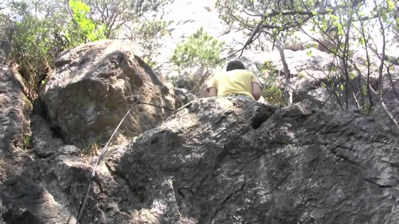 Klettersteig Mödling : Albert milde mödlinger klettersteig burgruine mödling