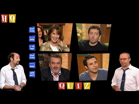 Burger Quiz S01E85 (Chantal Lauby, Gad Elmaleh, Dominique Farrugia, Bruno Salomone) HQ