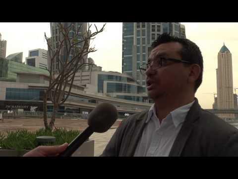 Un Salvadoreno en Dubai