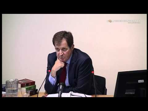 Alastair John Campbell THE LEVESON INQUIRY