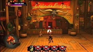 Lucha Fury Gameplay