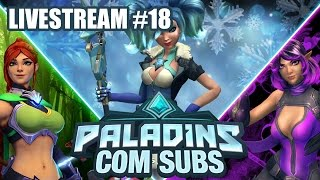 Livestream #18 - Com Subs 1080p 60fps