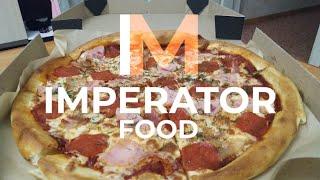 Доставка IMPERATOR FOOD | Пробуем пиццу и роллы / Обзор еды Воронеж
