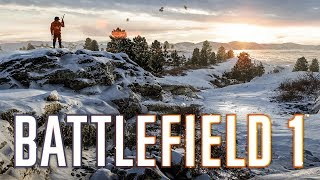 Conquest on Albion - Battlefield 1 PC Multiplayer Gameplay