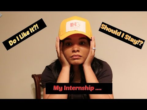 My YearUp Internship Experience thus far .......