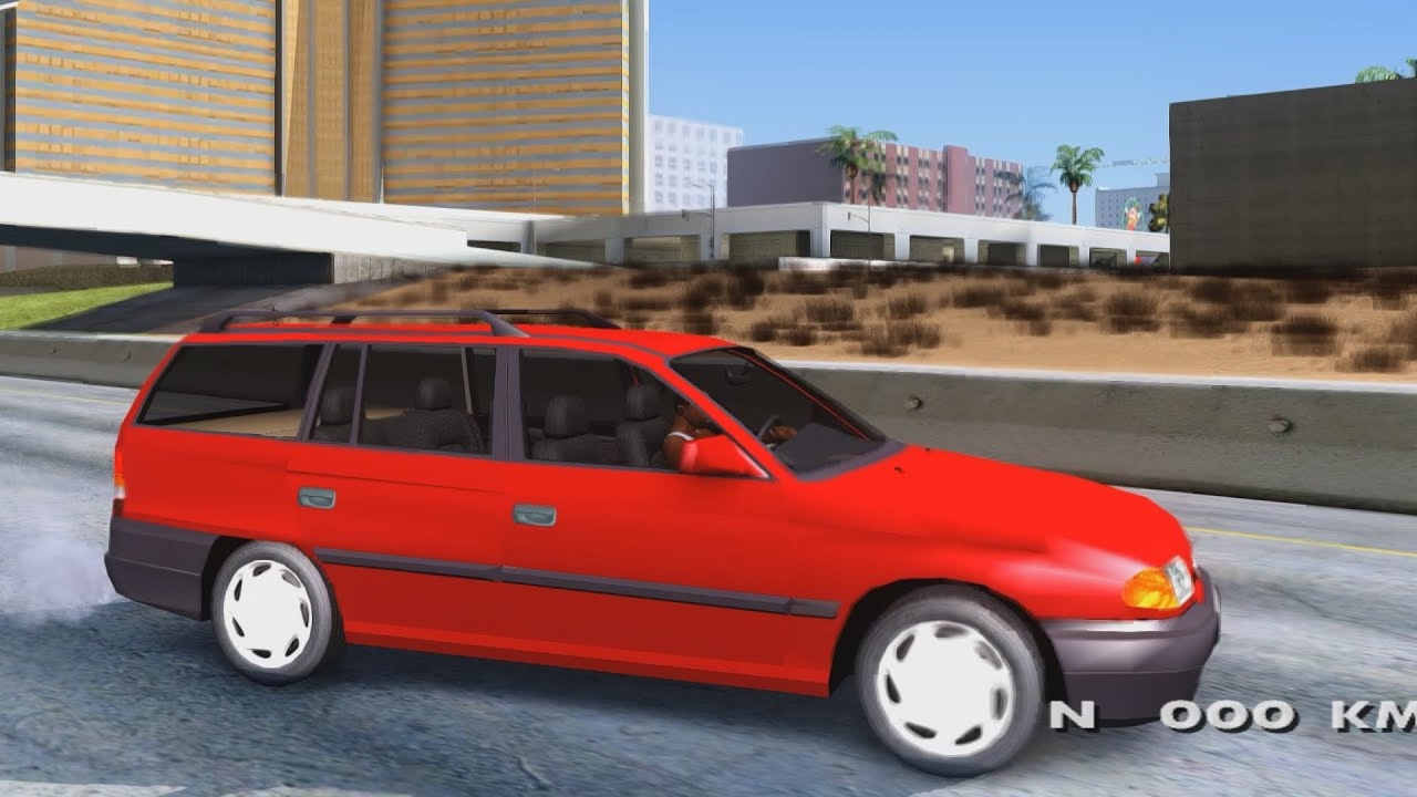 1997 opel astra f kombi gta san andreas 1440p 2 7k youtube. Black Bedroom Furniture Sets. Home Design Ideas