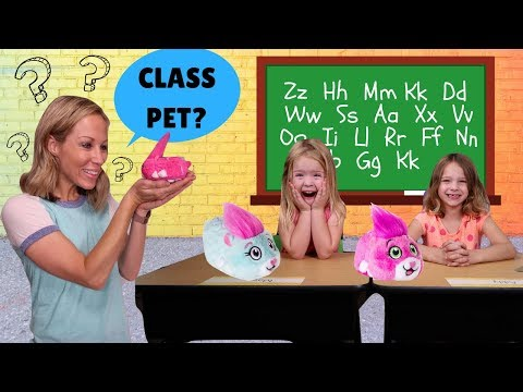 Miss Lucy Hits Her Head BAD TEACHER Fake Toy School