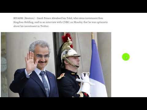 Something strange is happening in Saudi Arabia