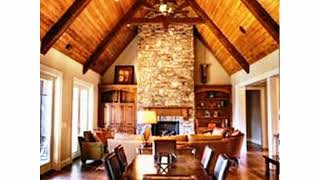 Wood Beams with Vaulted Ceiling ideas