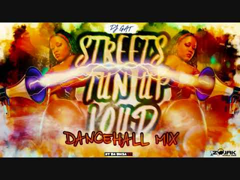 DANCEHALL  MIX JULY 2018 [CLEAN]  STREETS TUN UP LOUD  FT POPCAAN/ALKALINE/MAVADO/1876899 - 5643