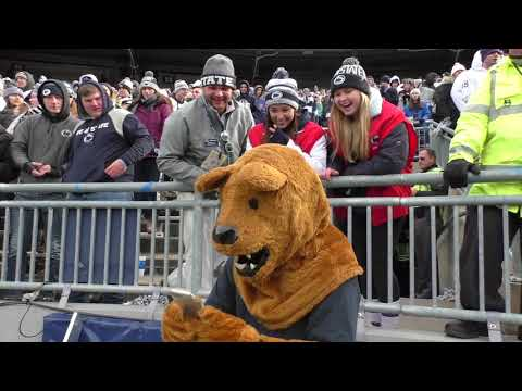 Scenes from the Sidelines: Penn State bounces back against Rutgers during Homecoming game