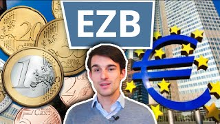 Was ist die EZB und was sind ihre geldpolitischen Instrumente? EZB einfach erklärt!