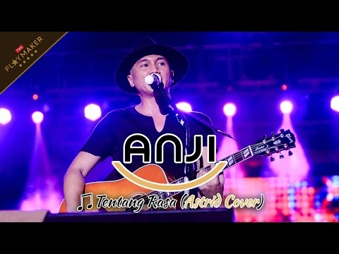 TENTANG RASA | Keren! Anji Nyanyiin Lagu Astrid [Live Konser di Cirebon]