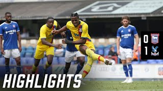 Ipswich Town 0-1 Crystal Palace | Match Highlights