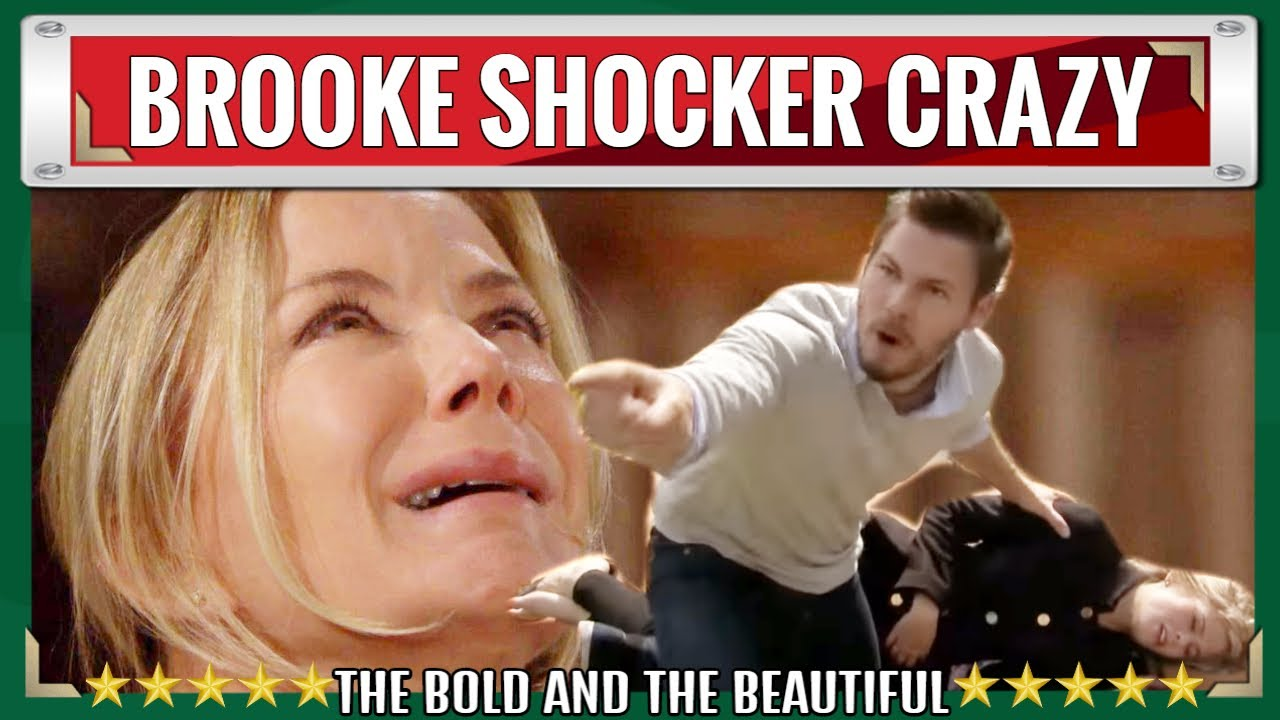 CBS The Bold and the Beautiful Spoilers Brooke made big