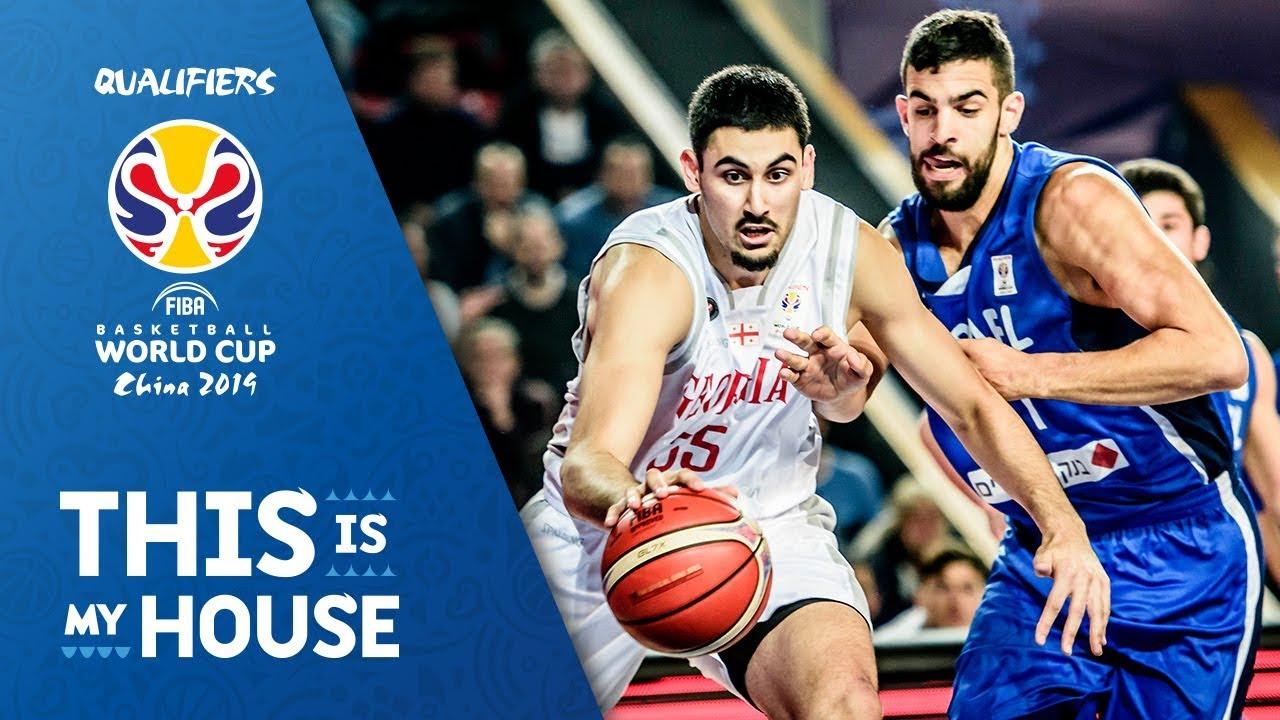 Georgia v Israel - Full Game - FIBA Basketball World Cup 2019