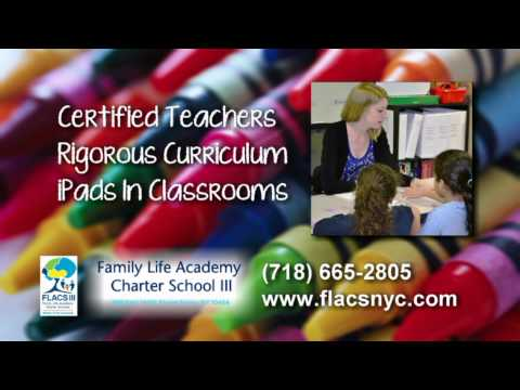Family Life Academy Charter School III Revised