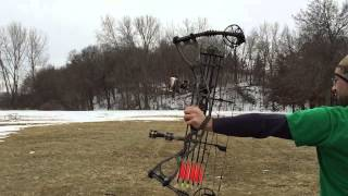2013 Hoyt Charger Slow Motion Side View