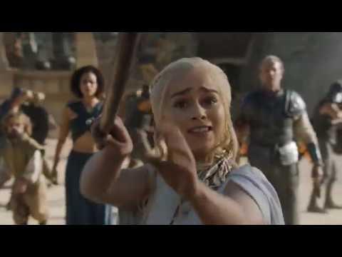 Game Of Thrones Season 5 Episode 9 Daenerys Part 2