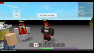 Copy of Roblox hunger games