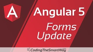 Angular 5 Forms Update