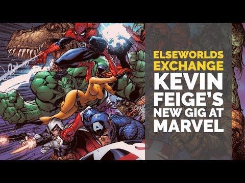 Kevin Feige And Marvel Comics | Elseworlds Exchange