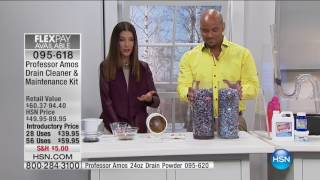 HSN | Home Solutions featuring Professor Amos 02.21.2017 - 05 AM
