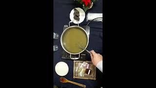 아토피  누에똥 천연약초 마사지 팩만들기