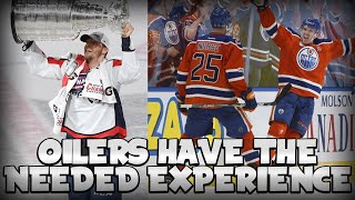 Edmonton Oilers Are Surprisingly Crazy Deep In Playoff Experience | Oilers Nhl Playoffs Talk