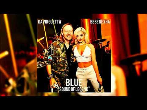 David Guetta & Bebe Rexha - Sound Of Legend, Blue VIP Second Degree (Devil Sparck Edit)®