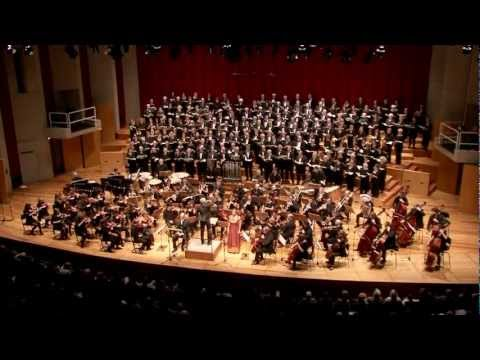 Carl orff Carmina Burana  Koninklijke Chorale Cæcilia