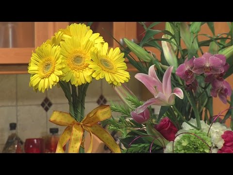 Local flower shop recommends an early order for Mother's Day