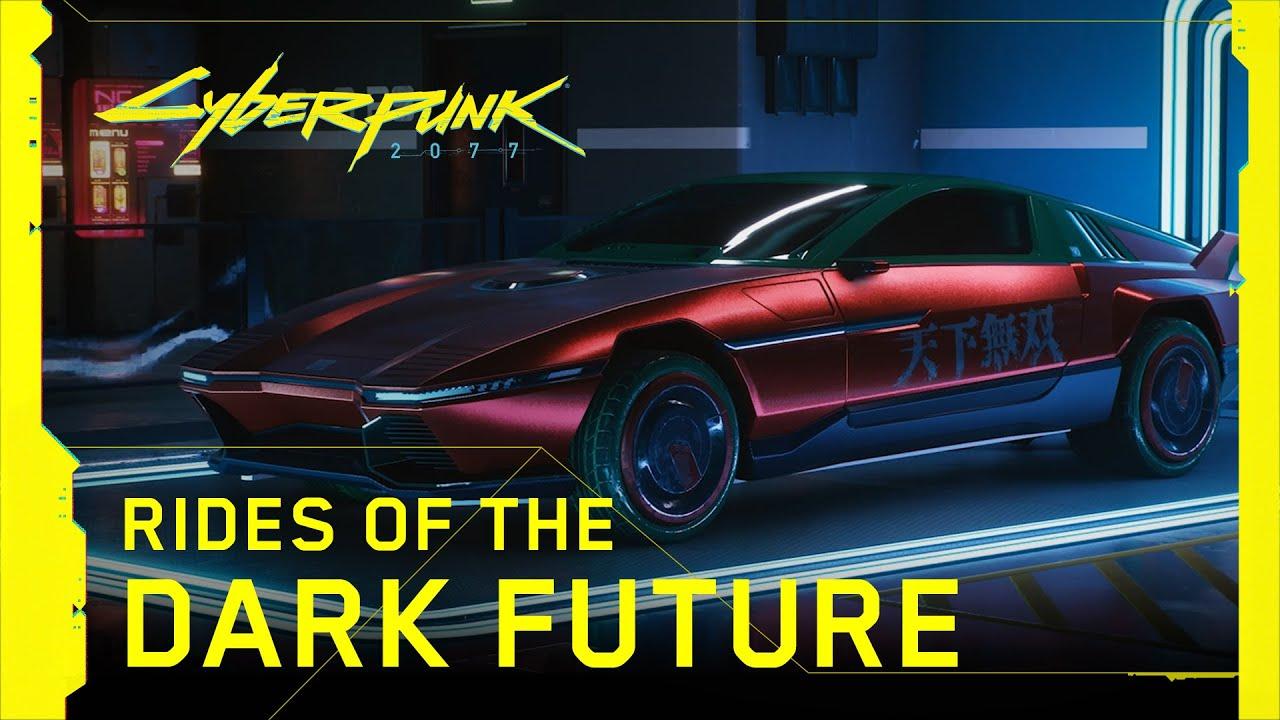 Cyberpunk 2077 - Riders of the Dark Future