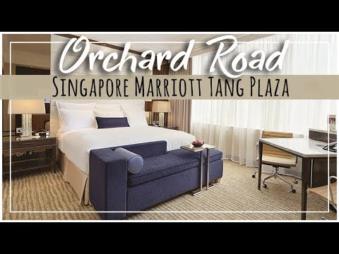 Singapore Marriott Tang Plaza Hotel Tour | Orchard Road