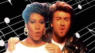 GEORGE MICHAEL on ARETHA FRANKLIN