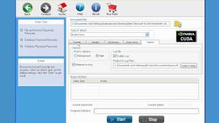 Working with Asunsoft Password Recovery Bundle Professional Trial