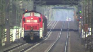 BR711.1, BR140, 2x BR151, 2x BR294, BR185, BR143, BR425 Bonn Villich-Müldorf