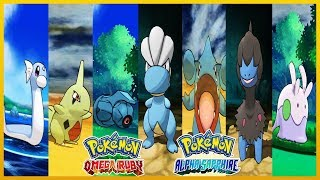 Pokemon OmegaRuby & AlphaSapphire - How to Get Dratini,Larvitar,Beldum,Bagon,Gible,Deino & Goomy